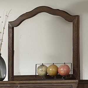 Villa Arched Mirror