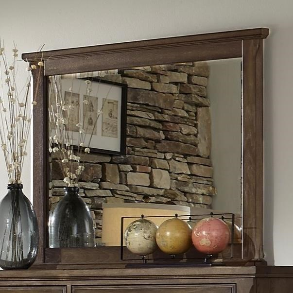 Artisan Choices Villa Landscape Mirror by Artisan & Post at Rooms and Rest