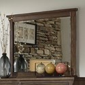 Artisan & Post Artisan Choices Villa Landscape Mirror - Item Number: 106-446