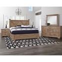 Artisan & Post Cool Rustic King Bedroom Group - Item Number: 175 King Bedroom Group 8