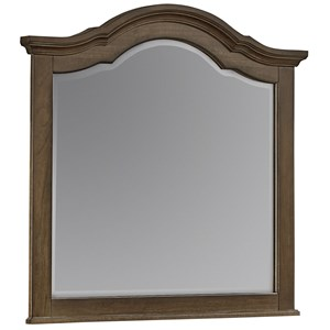 Artisan & Post Hamptons Arched Mirror - Beveled Glass