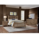 Artisan & Post by Vaughan Bassett Maple Road Queen Bedroom Group - Item Number: 115 Q Bedroom Group 2