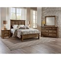 Artisan & Post Maple Road Queen Bedroom Group - Item Number: 117 Q Bedroom Group 1