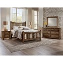 Artisan & Post Maple Road Queen Bedroom Group - Item Number: 117 Q Bedroom Group 2