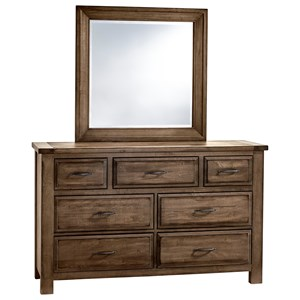 Artisan & Post Maple Road Dresser & Mirror