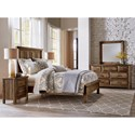 Artisan & Post Maple Road Solid Wood Queen Mansion Bed