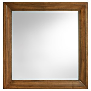 Artisan & Post by Vaughan Bassett Maple Road Landscape Mirror - Beveled glass