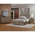 Virginia House Sedgwick Queen Bedroom Group - Item Number: 120 Q Bedroom Group 3