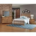 Virginia House Sedgwick Queen Bedroom Group - Item Number: 122 Q Bedroom Group 1