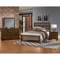 Virginia House Sedgwick Queen Bedroom Group - Item Number: 126 Q Bedroom Group 1