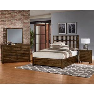 Artisan & Post Sedgwick Queen Bedroom Group