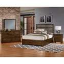 Artisan & Post Sedgwick Queen Bedroom Group - Item Number: 126 Q Bedroom Group 3