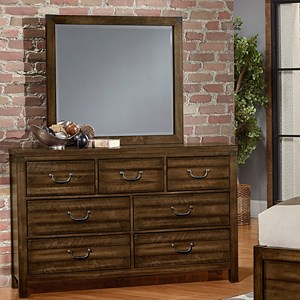 Artisan & Post Sedgwick Dresser with Mirror