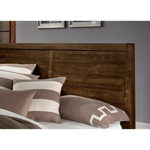 Artisan & Post by Vaughan Bassett Sedgwick King Headboard