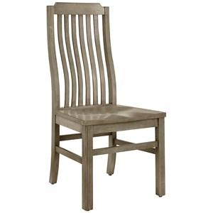 Vertical Slat Chair
