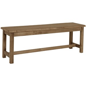 Artisan & Post Simply Dining-Maple Dining Bench