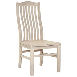 Artisan & Post Simply Dining Vertical Slat Chair