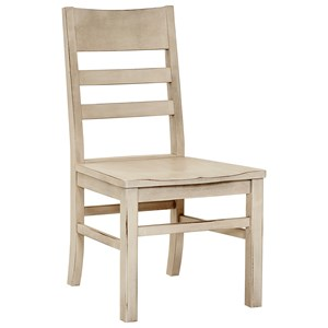 Artisan & Post Simply Dining Horizontal Slat Side Chair