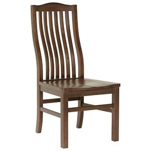 Artisan & Post Simply Dining Vertical Slat Chair