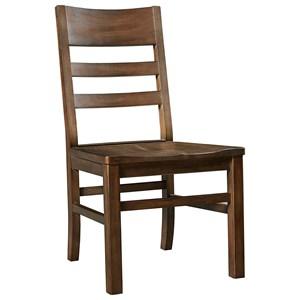Artisan & Post Simply Dining Horizontal Slat Side Chair