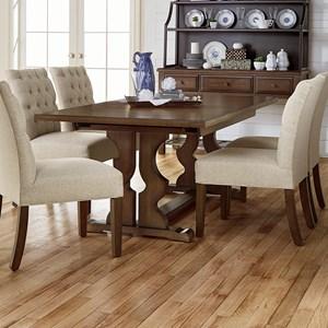 Artisan & Post Simply Dining 7-Piece Table Set