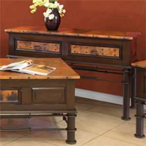 International Furniture Direct 300 Valencia Console Table