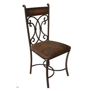 International Furniture Direct 300 Valencia Dining Side Chair