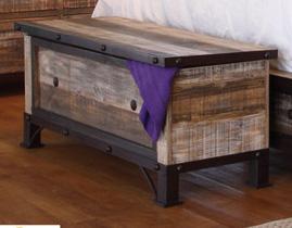 International Furniture Direct 970 Trunk - Item Number: 966519