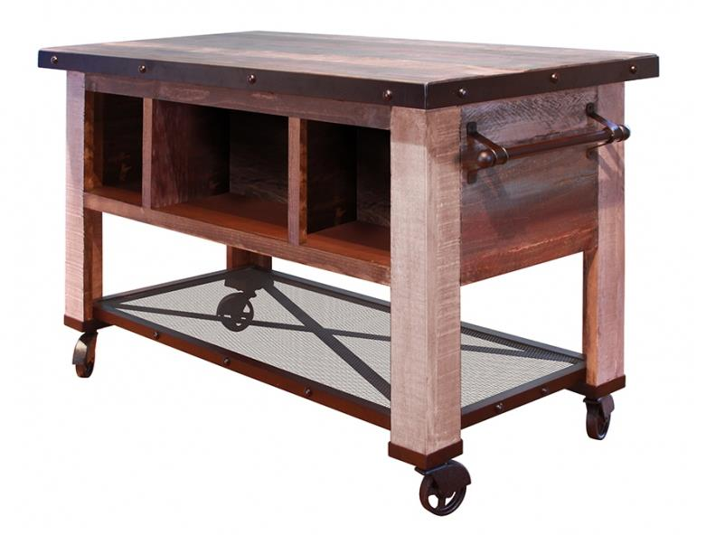 5 Drawer Kitchen Island