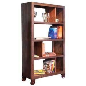 "International Furniture Direct Consoles 70"" Bookcase"