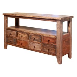 International Furniture Direct Antique Sofa Table