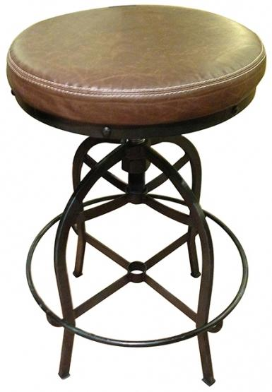 International Furniture Direct Bar Stools Swivel Barstool  - Item Number: IFD98BS2430