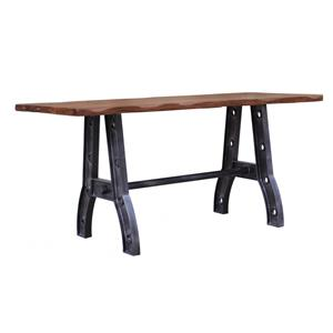 International Furniture Direct Parota Counter Height Table
