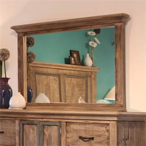 International Furniture Direct Praga  Mirror