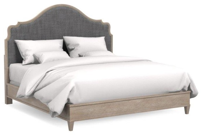 Kirby King Upholstered Bed