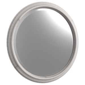 Customizable Bryan Round Mirror
