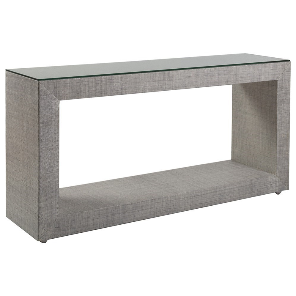 Precept Precept Console Table by Artistica at Baer's Furniture