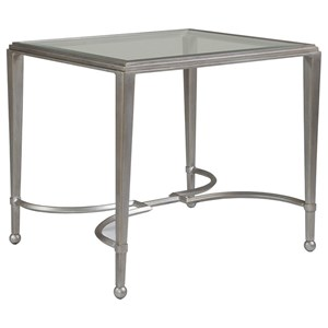 Sangioves Rectangular End Table