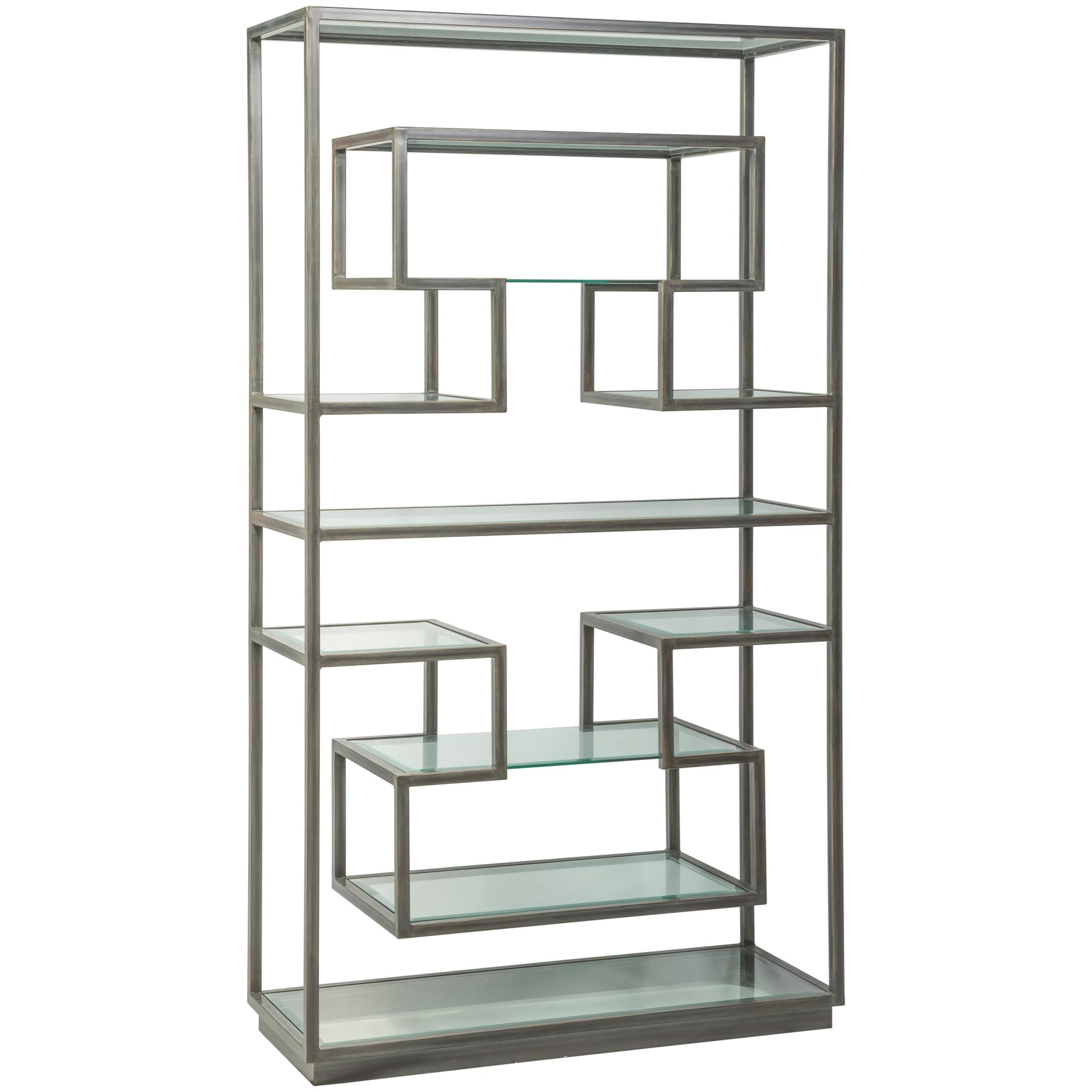 Metal Designs Holden Etagere by Artistica at Sprintz Furniture