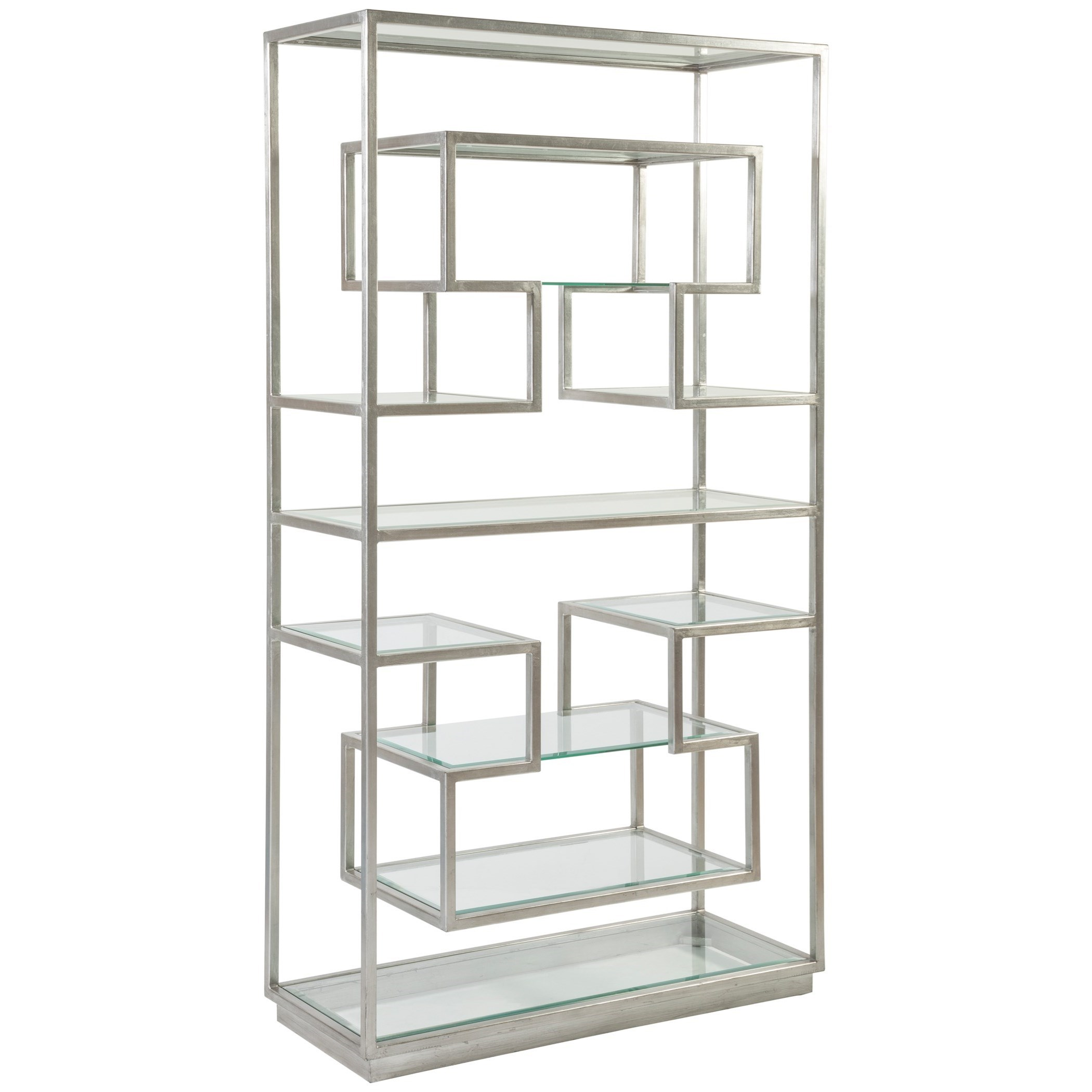 Metal Designs Holden Etagere by Artistica at Baer's Furniture