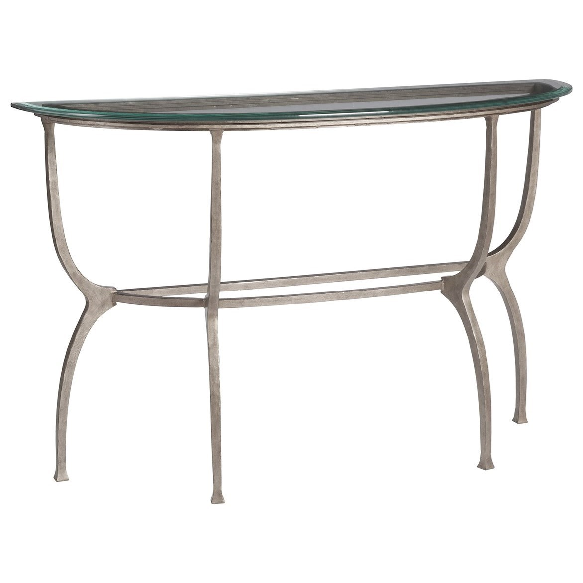 Metal Designs Patois Console by Artistica at Alison Craig Home Furnishings