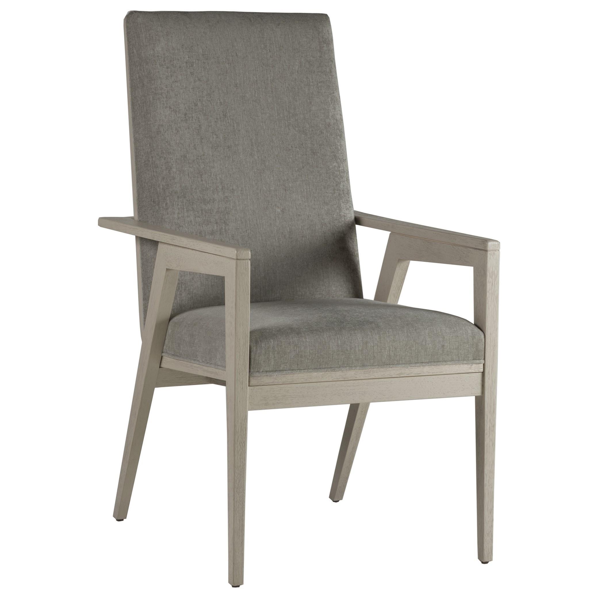 Arturo Arm Chair by Artistica at Baer's Furniture