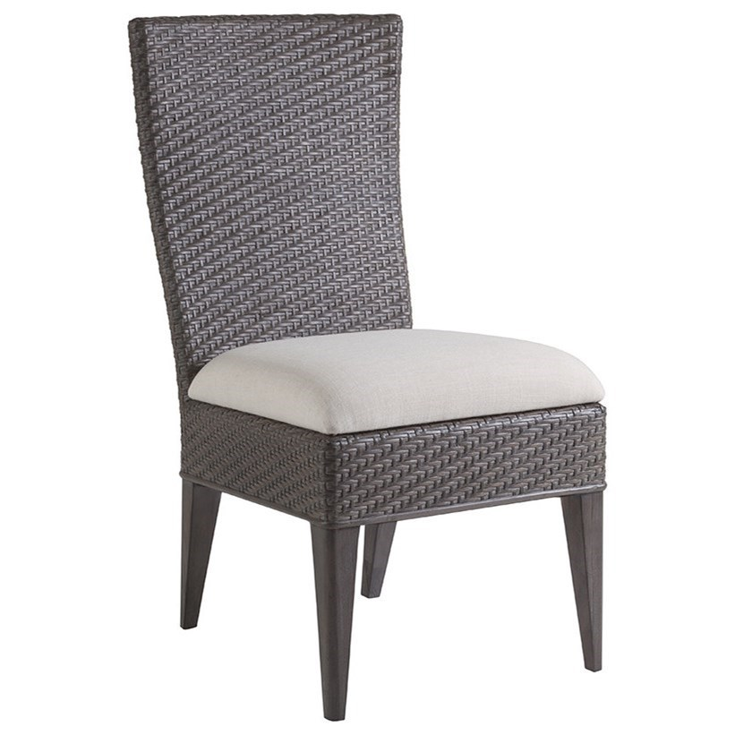 Cadence Side Chair by Artistica at Baer's Furniture