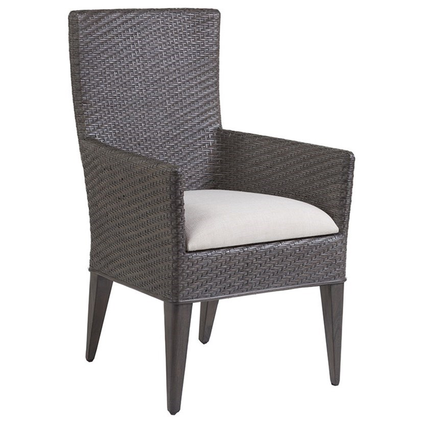 Cadence Arm Chair by Artistica at Baer's Furniture