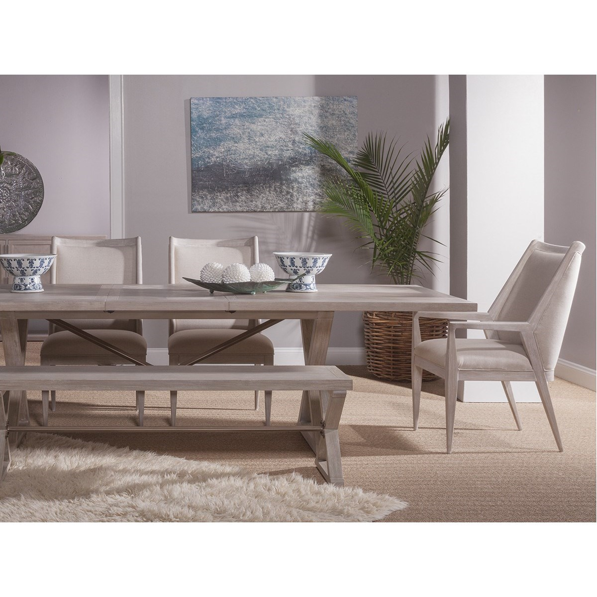 Artistica Cohesion 2003 836 40 Ringo Dining Bench With