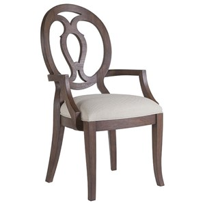 Artistica Cohesion Axiom Arm Chair
