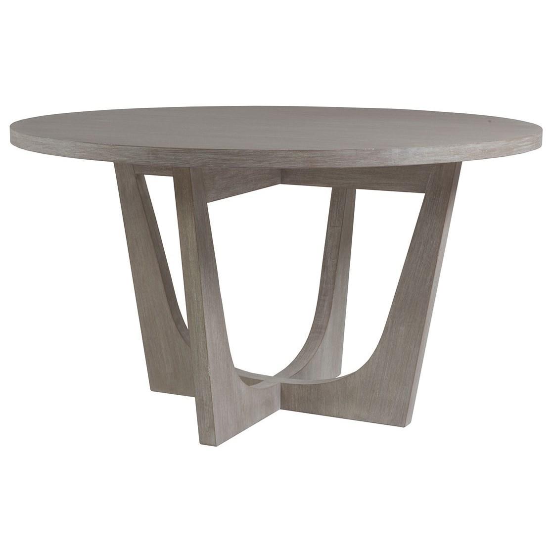 Artistica Cohesion Brio Round Dining Table - Item Number: 2058-870-40