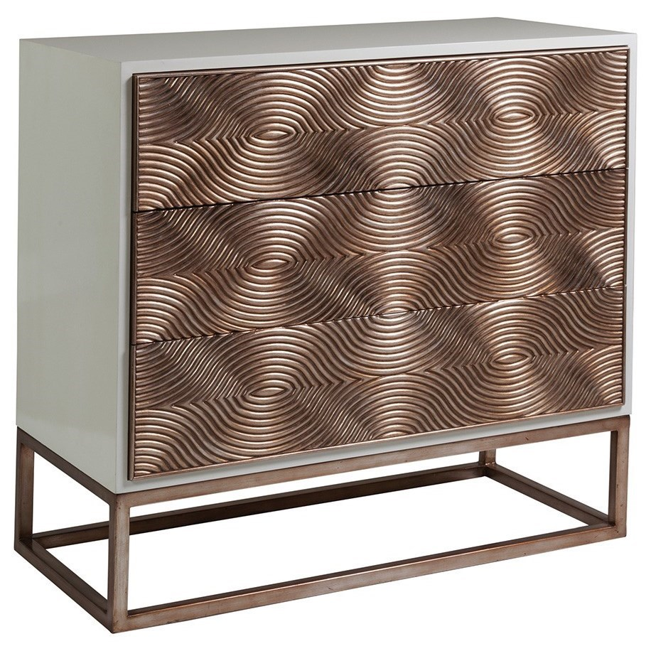 Credo Hall Chest by Artistica at Baer's Furniture
