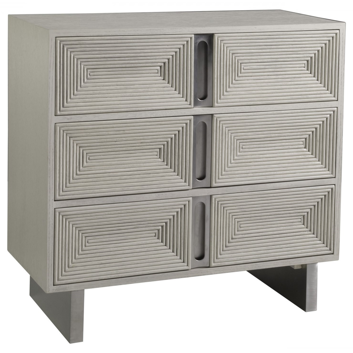 Gradient Hall Chest by Artistica at Baer's Furniture