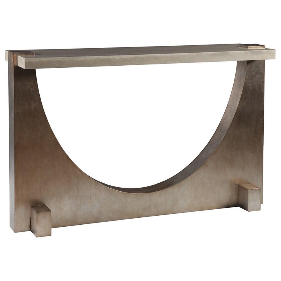 Artistica Impresario Console Table - Item Number: 2060-966